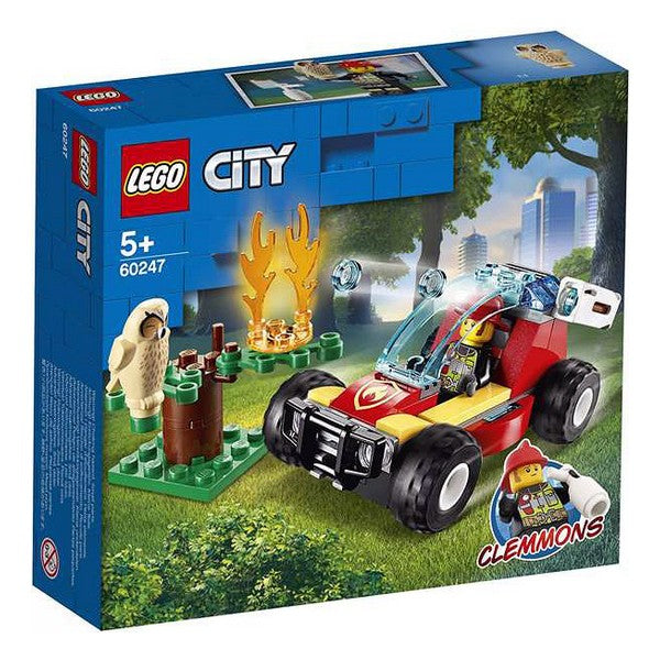 Playset City Forest Fire Lego 60247