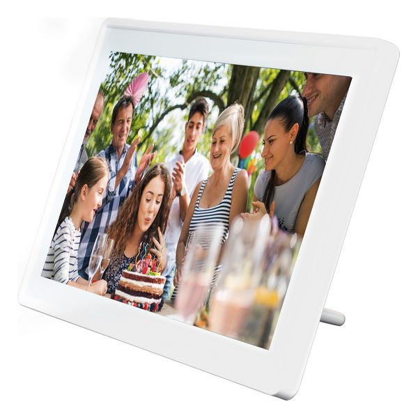"Digital Fotoramme Denver Electronics PFF-1160HWHITE 11,6"" 8 GB WiFi Hvid"