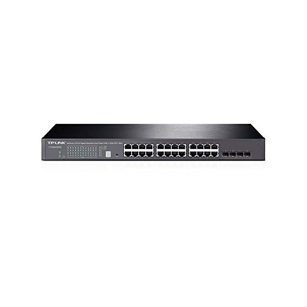 Cabinet Switch TP-LINK T1700G-28TQ 24P Gigabit 4xSFP+ 10 G