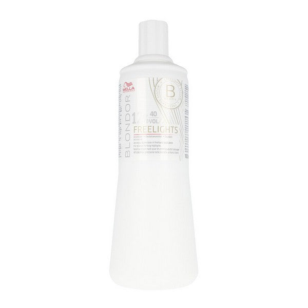 Håroxidant Blondor Freelights 12% 40 Wella (1000 ml)