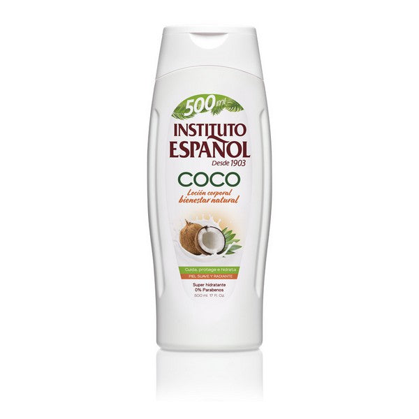 Fugtgivende bodylotion Coco Instituto Español (500 ml)