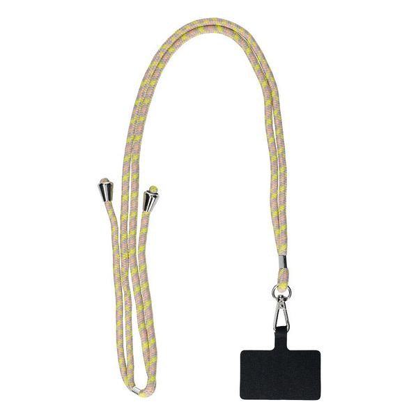 Mobile Phone Hanging Cord KSIX 160 cm Polyester