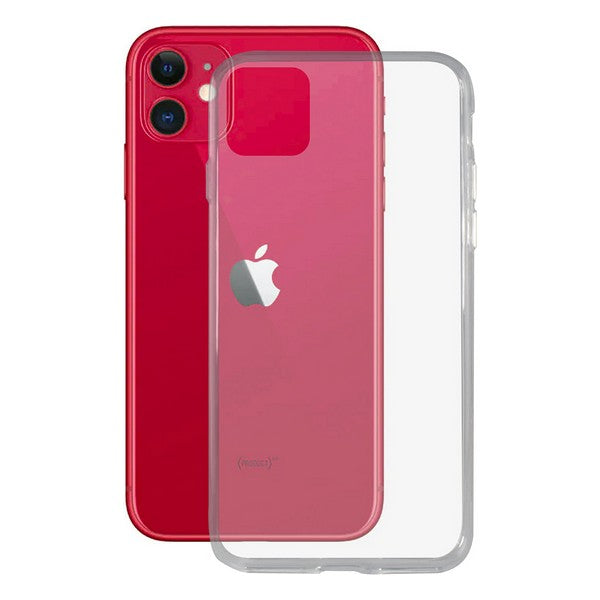 Mobilcover Iphone 11 Pro Contact Flex TPU Gennemsigtig