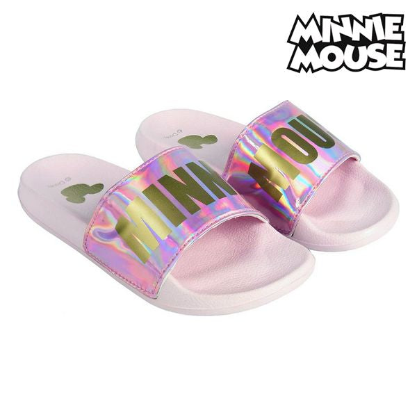 Sandaler til swimming pools Minnie Mouse Pink
