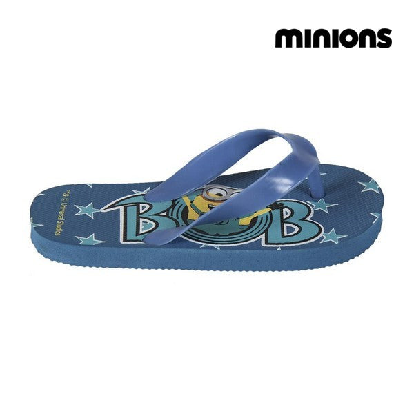 Sandaler til swimming pools Minions 72365 Blå