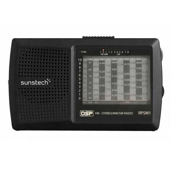 Transistorradio Sunstech 222861 RADIO FM