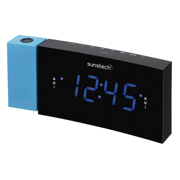 "Clockradio Sunstech FRDP3 1,2"" LED FM"