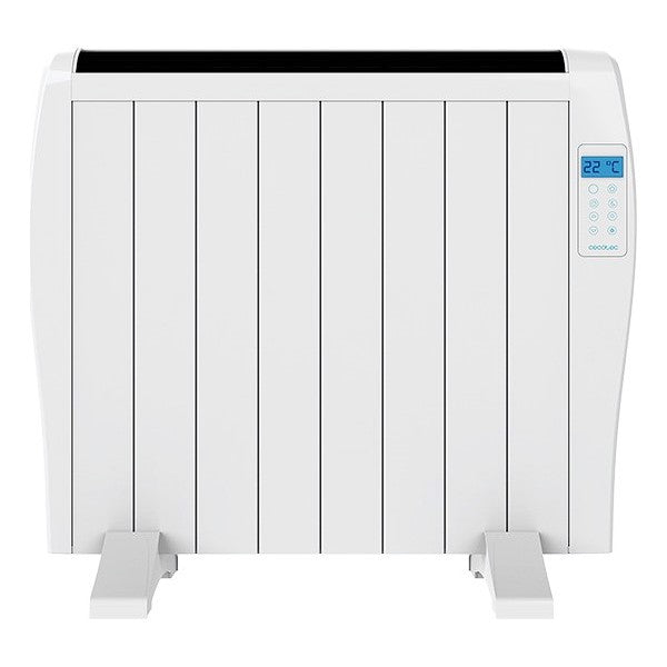 Digitalt varmeapparat (8 kamre) Cecotec Ready Warm 1800 Thermal 1200W Hvid