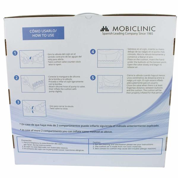 Stolpude Mobiclinic Q-AIR (40 x 40 x 6 cm) (Refurbished B)