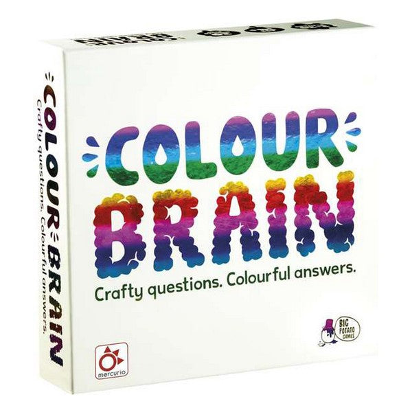 Kortspil Colour Brain Mercurio (ES)