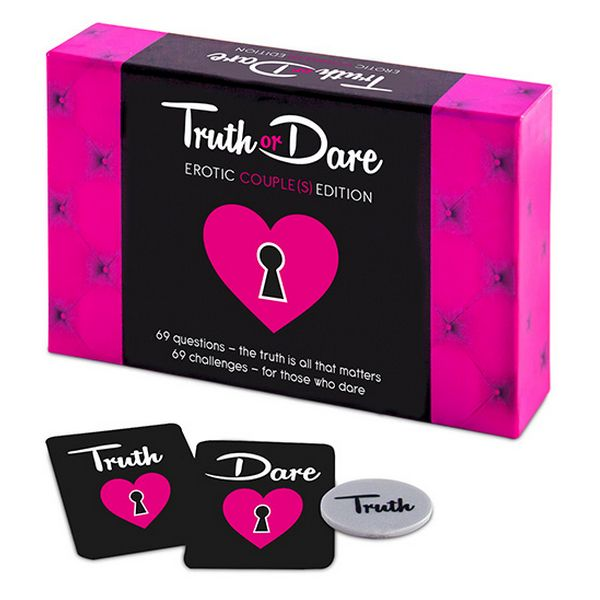 Truth or Dare Erotic Party Udgave Tease & Please 22143 Couple(s)