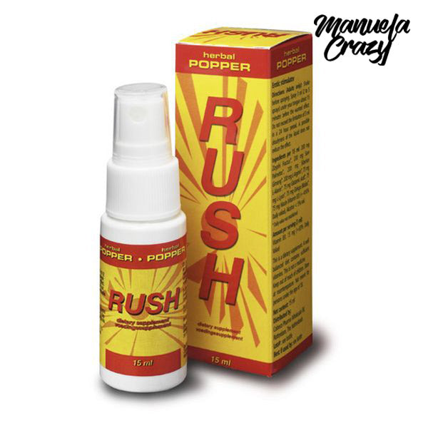 Rush Herbal Popper Manuela Crazy 486