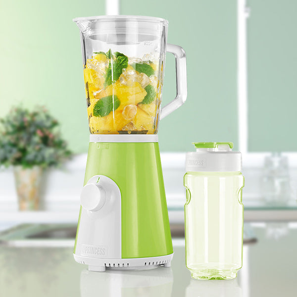 Kop-blender Princess 217400 0,8 L 250W Grøn