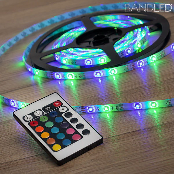 BandLed Multifarvet LED Bånd