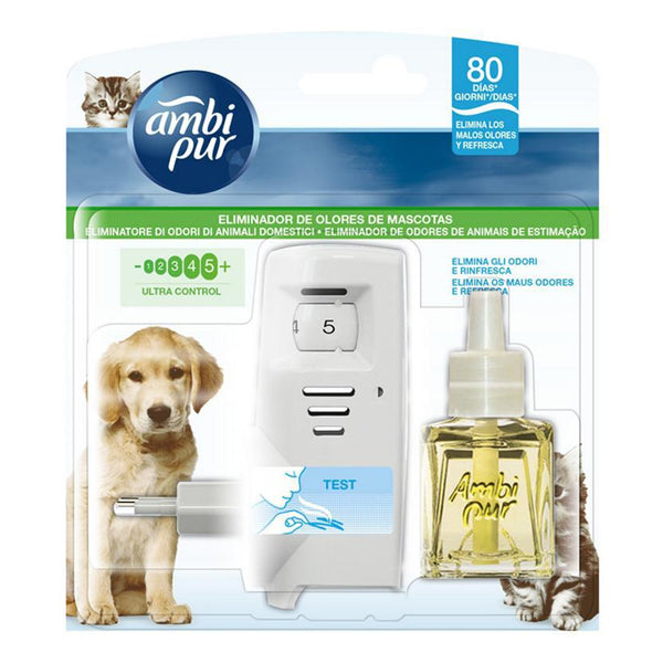 Elektroniske Luftfrisker Pet Care Ambi Pur (21,5 ml)