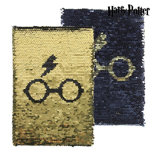 Notesbog Harry Potter