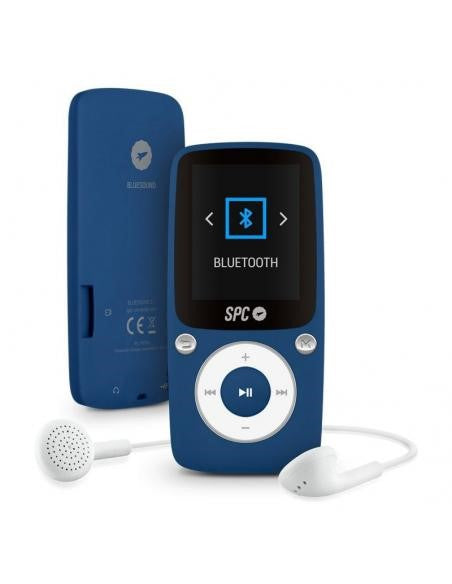MP4-afspiller SPC MREMMP0301 8578A 8 GB Bluetooth Blå