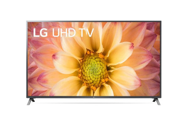 "Smart TV LG 75UN70706 75"" 4K UHD Wifi Sort"