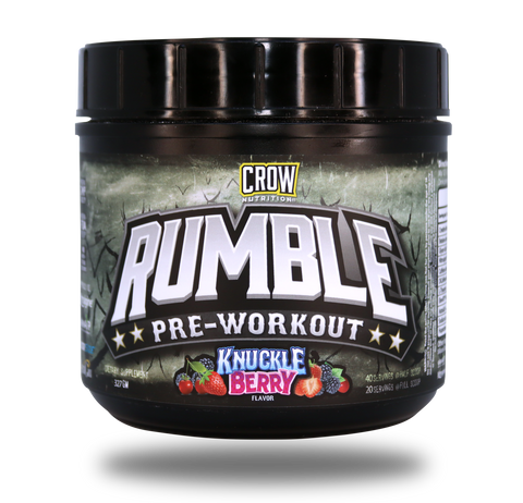 RUMBLE Pre-Workout