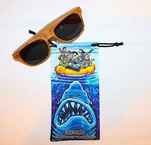 Truth Serum Sunglasses & Pouch Combo