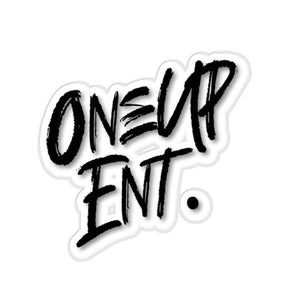 One Up Entertainment Sticker