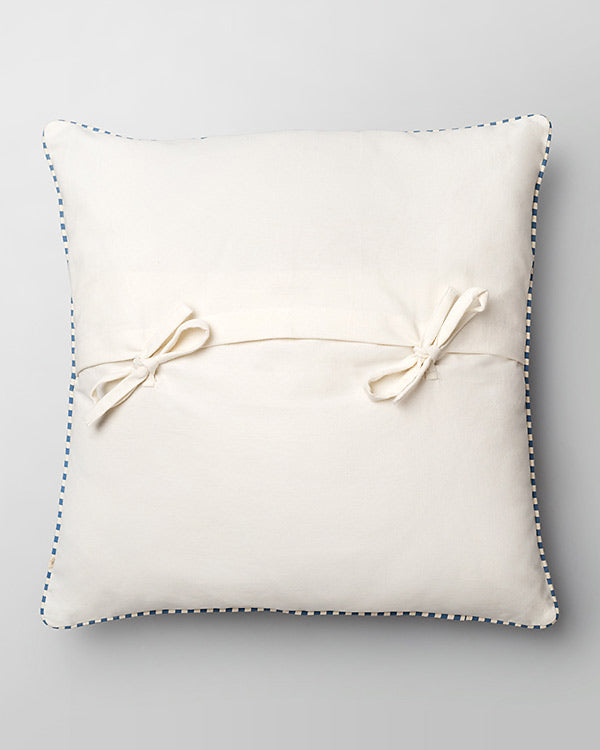 Kasuri Arrow Cushion