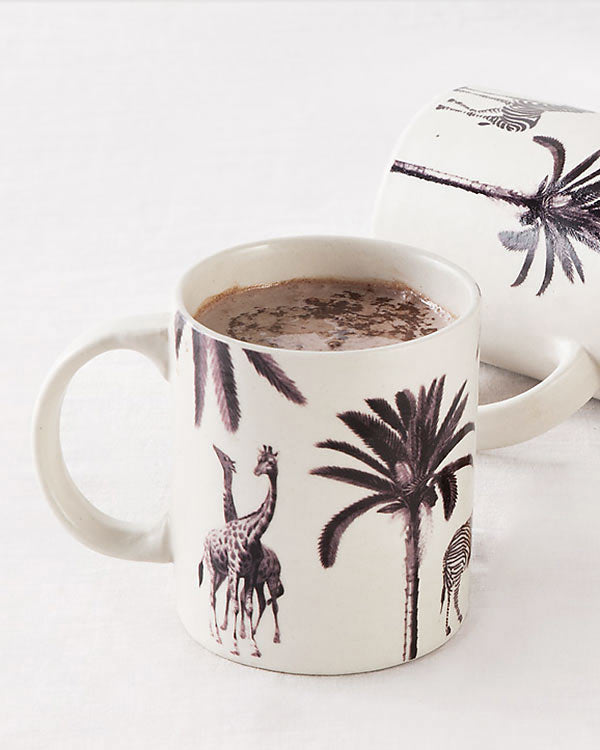 Safari Straight Mug