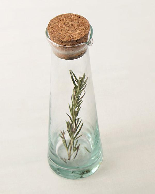 Glass Oil & Vinegar Bottle Small