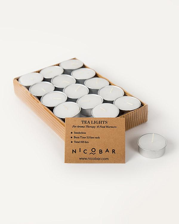 Nico Tea lights (Set of 30)