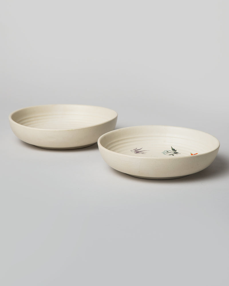 Nanjing Shallow Bowl (Set of 2)