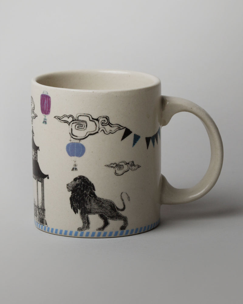 Raion Lion Mug