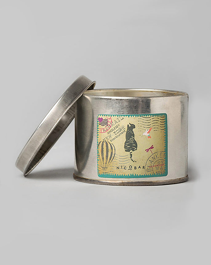 Travel Tin Candle - Anglesey