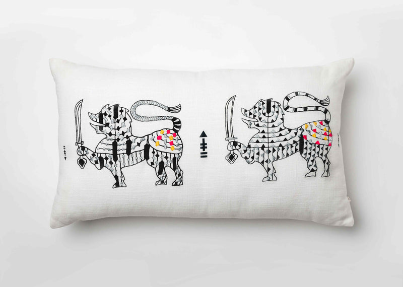 Singha Twin Pillow
