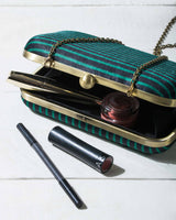 Martini Clutch - Green
