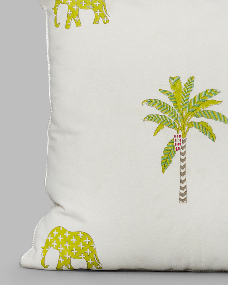Alleppey Palm Tree Cushion