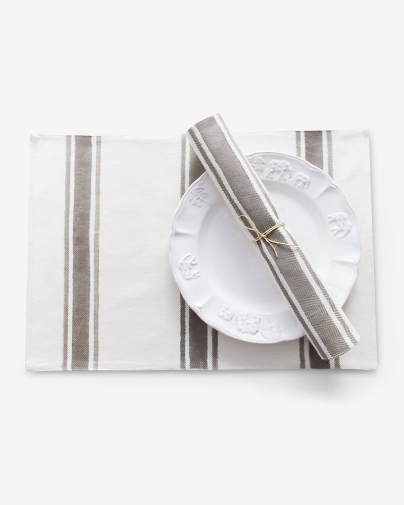 Alleppey Stripes Placemat (Set of 2)