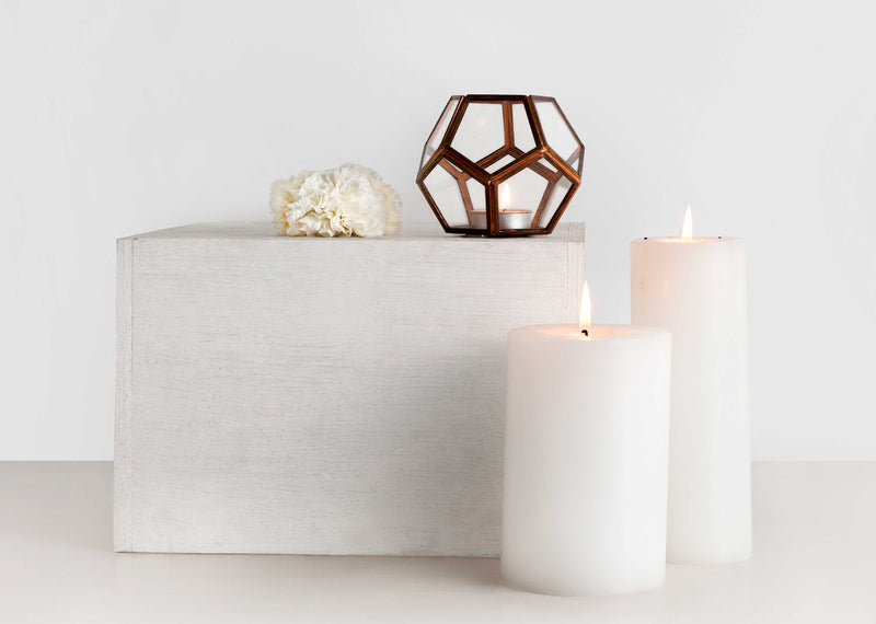 Twilight Copper Votive