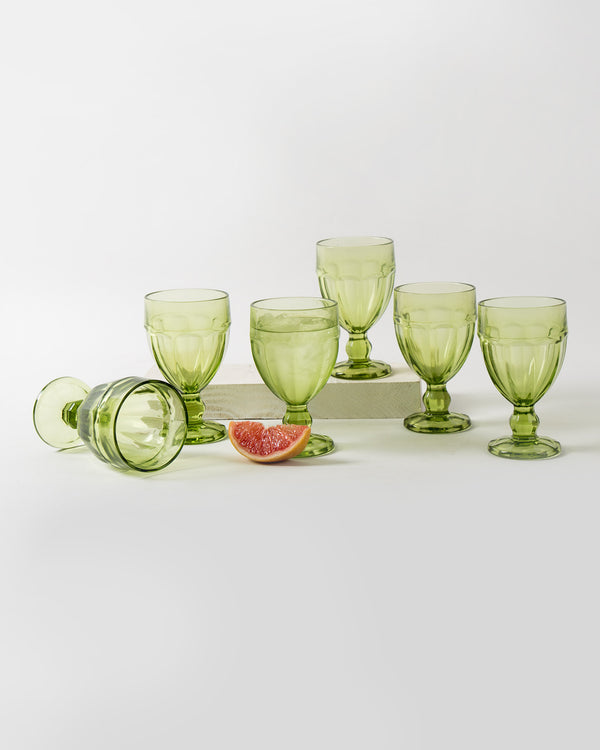 Anjuna White Wine Glass (Set of 6)