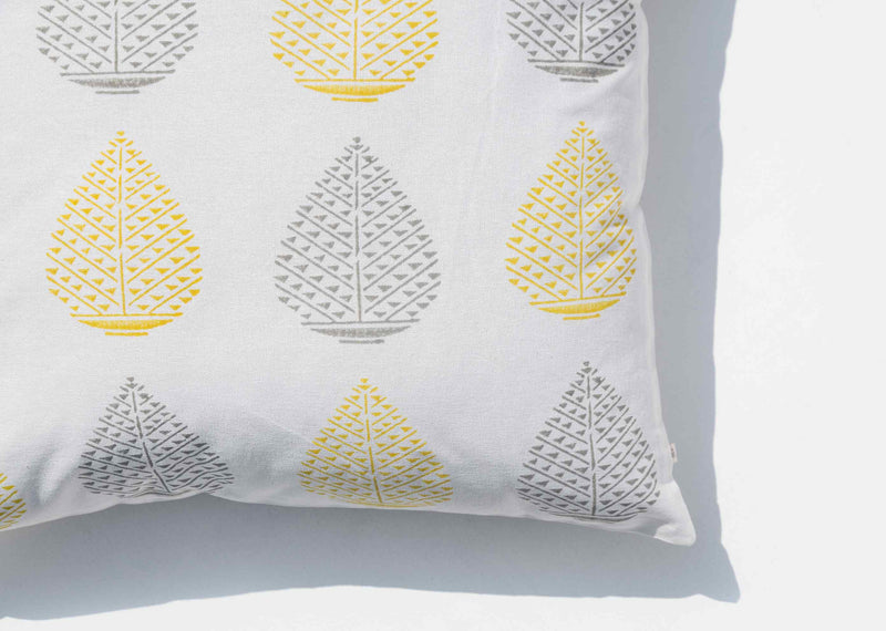 Roselle Buta Cushion