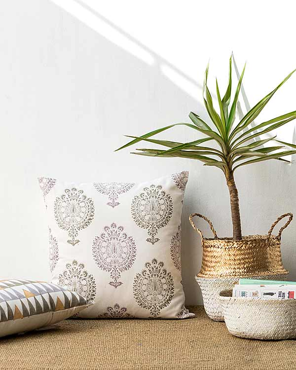 Margosa Buta Cushion