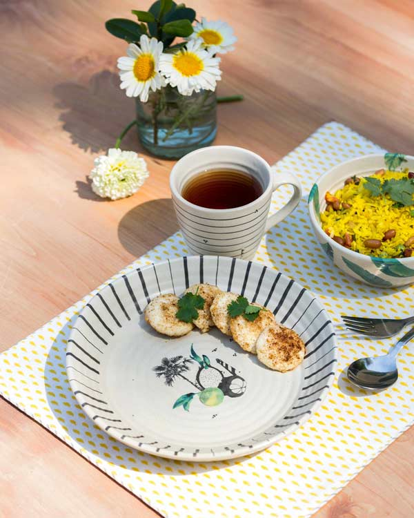 Ceylon Breakfast Set