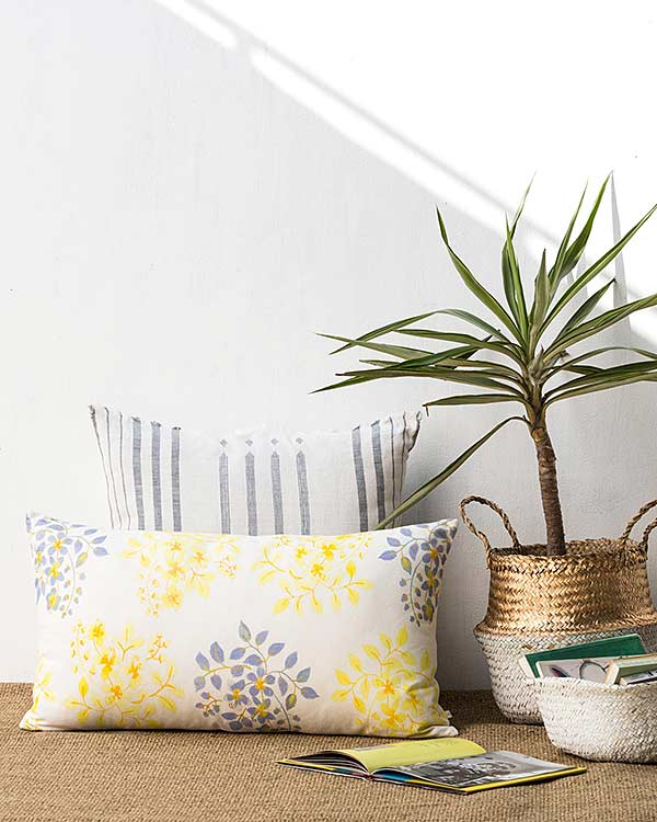 Amaltas Pillow