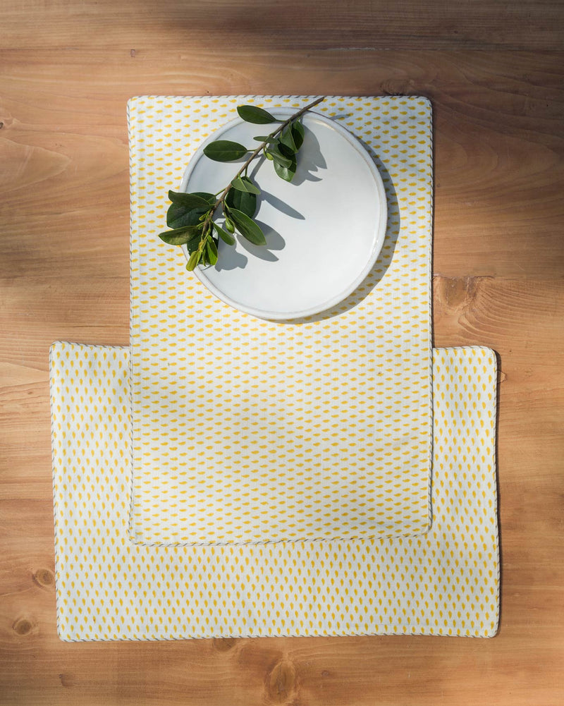 Raindrop Placemat (Set of 2)