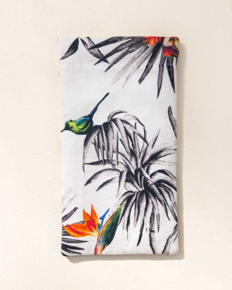 Botanical Spectacle Case