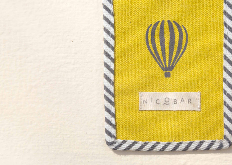 Nico Balloon Bag Tag