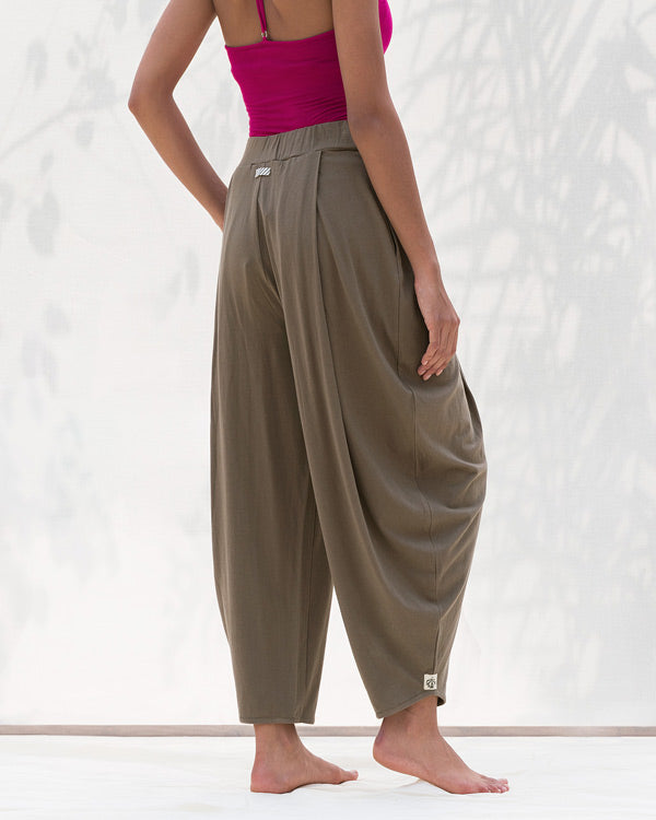 Boat Culottes - Brown