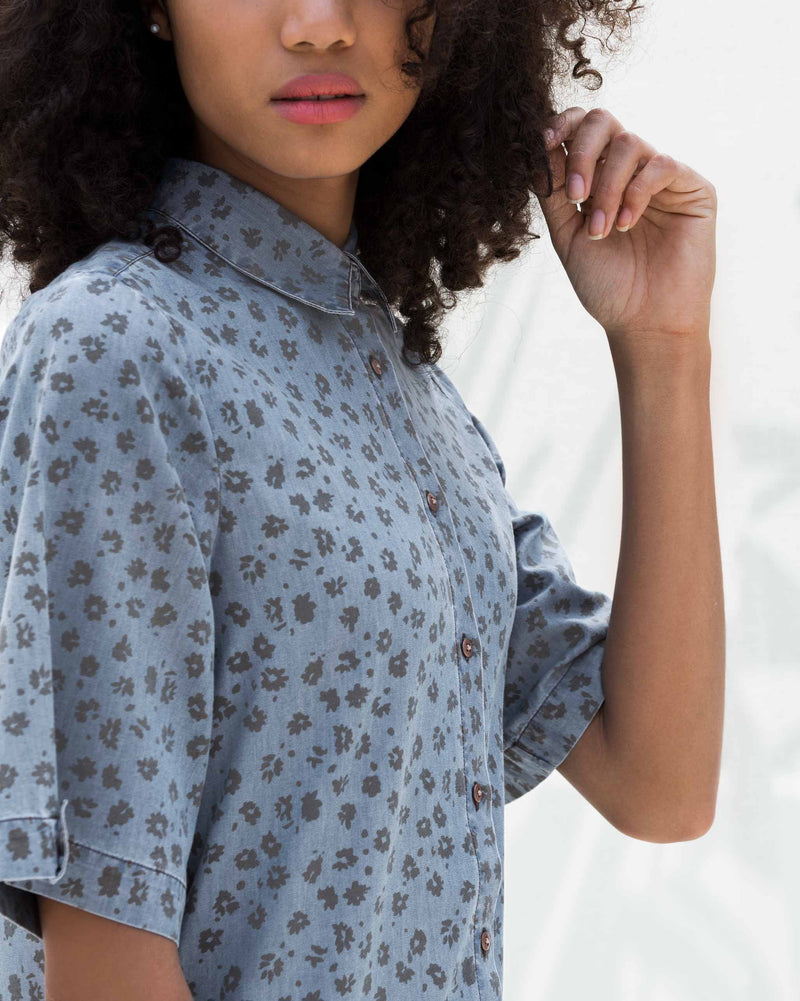The Transit Short Sleeve Dress