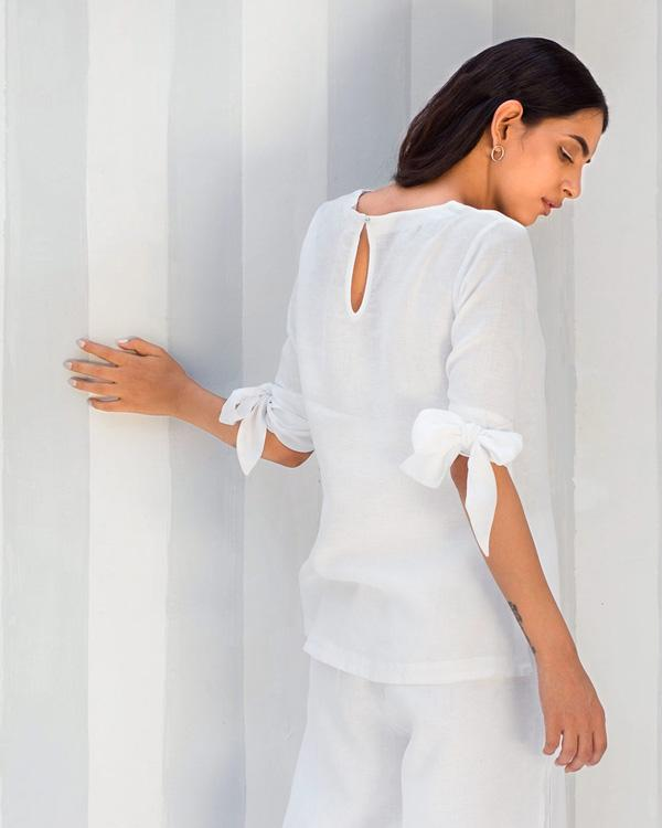 Shift Top - White