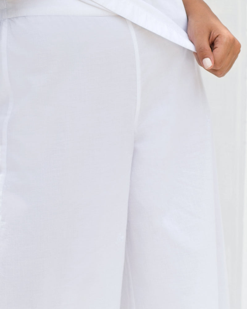 Basic Pyjamas - White