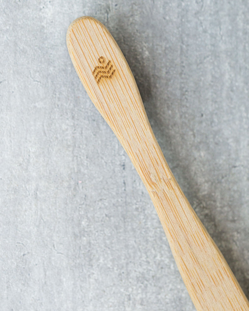 Bamboo Toothbrush - Charcoal